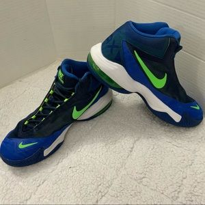 Nike Air Max Audacity 704920-401 Basketball Mid